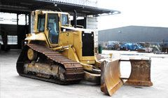 CAT DOZER D6N 1 ks