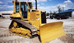 CAT DOZER D5N 1 ks